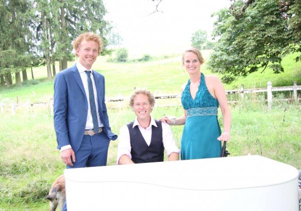 Pumpin Pianos speelt graag op jouw bruiloft